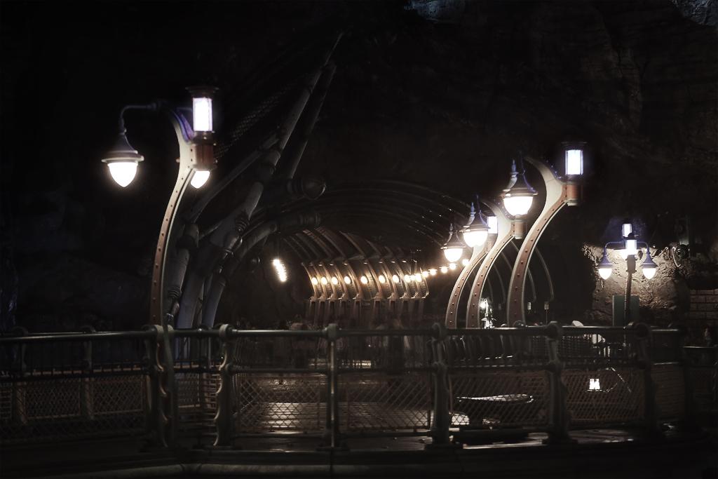 ワープトンネル(ミステリアスアイランド)