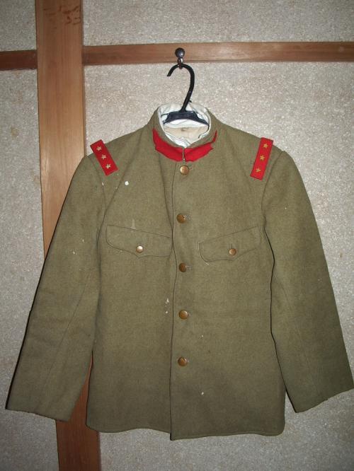 下士卒昭五式冬衣08