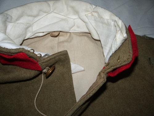 下士卒昭五式冬衣18