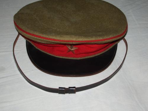下士卒四五式軍帽08