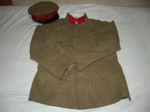 下士卒四五式軍帽22
