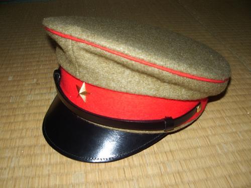 下士卒四五式軍帽16