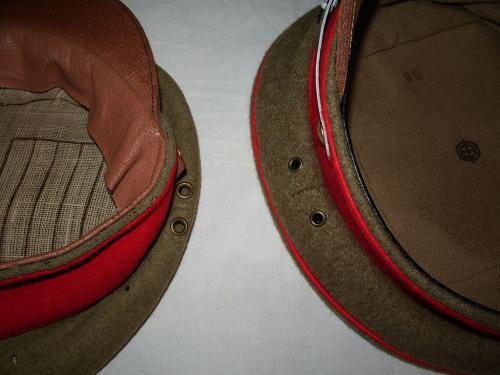 下士卒四五式軍帽17
