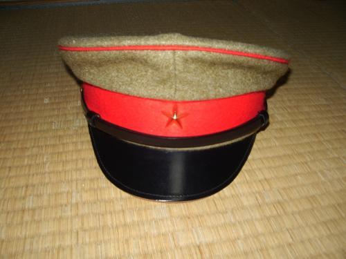 下士卒四五式軍帽15