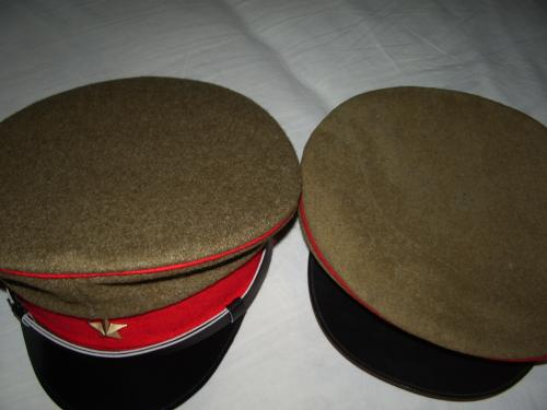 下士卒四五式軍帽13