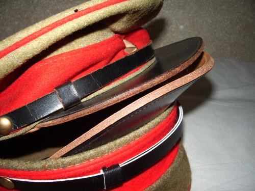 下士卒四五式軍帽19