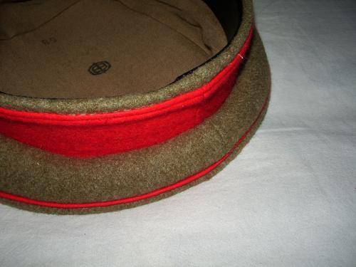 下士卒四五式軍帽24