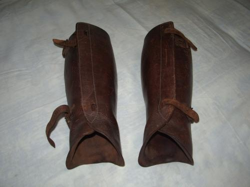革脚絆001