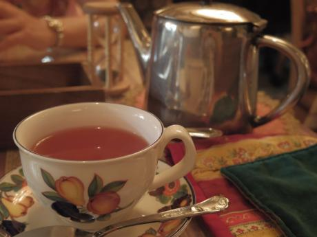 あるション紅茶