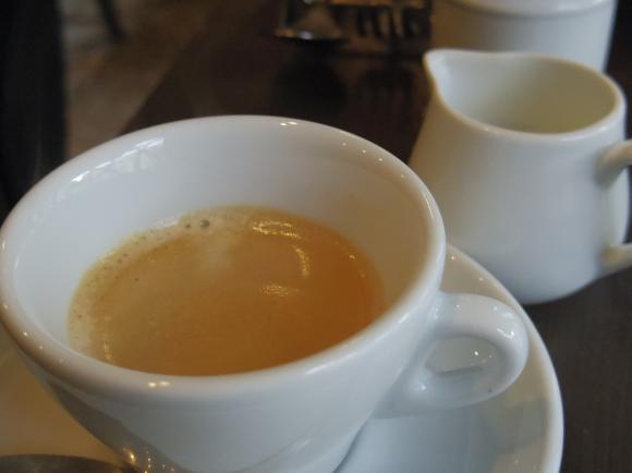 バッロッタ201309コーヒー