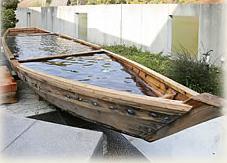 露天風呂 船
