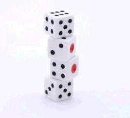 サイコロ 確率