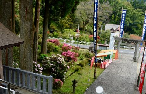 脊振神社2