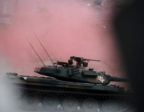 模擬戦 (3)