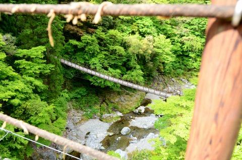 樅の木吊橋
