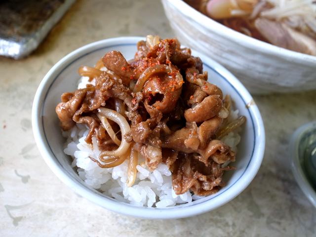 トンちゃんご飯