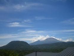 離山&浅間山