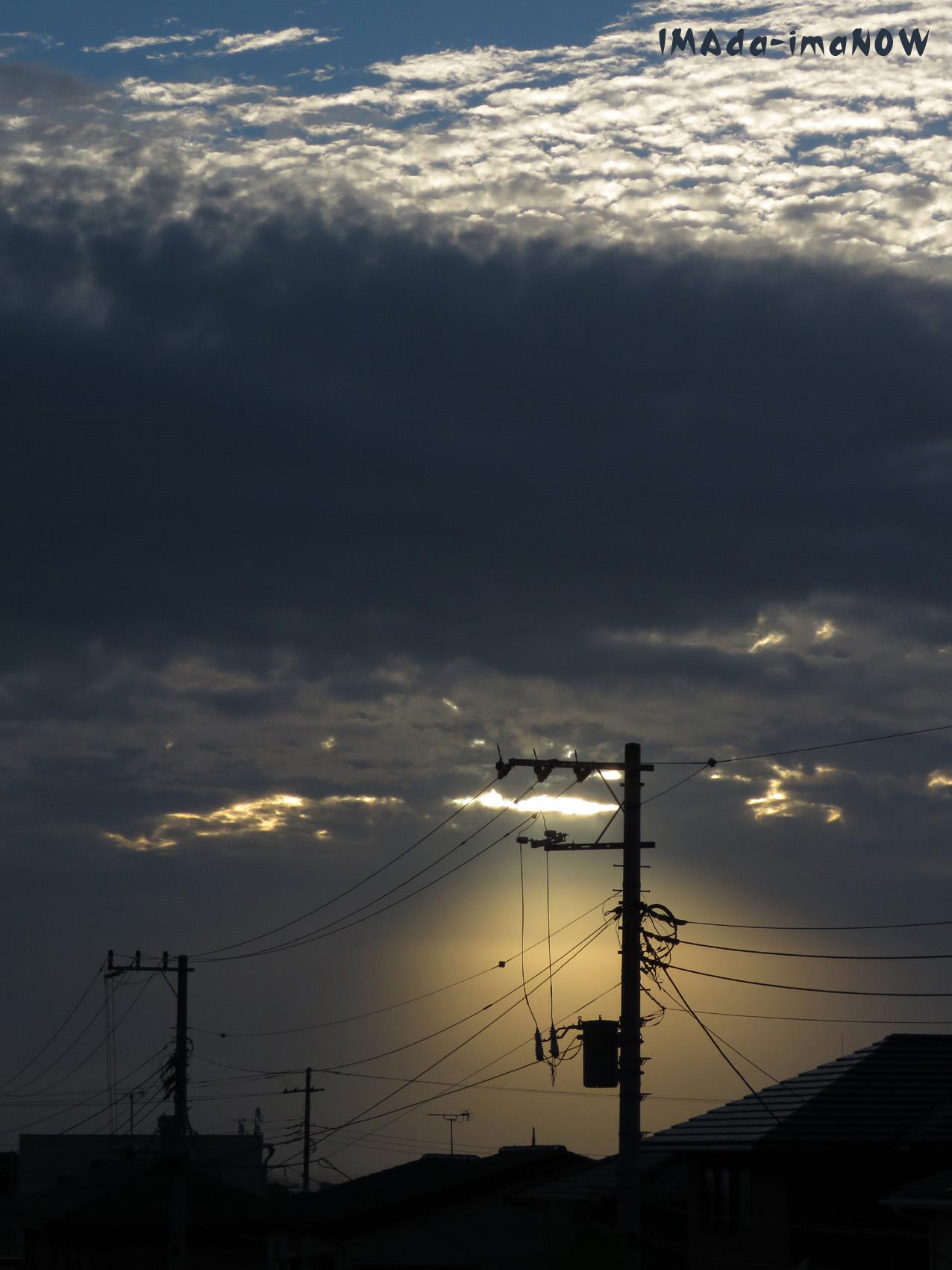 IMG_2547 光芒・天使の梯子