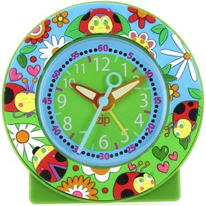 Baby Watch Paris 【ベビーウォッチ】 園児・小学生向け子供用目覚まし時計 ベビーウォッチ てんとう虫 AC018 グリーン