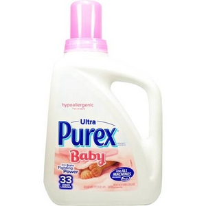 PUREX(ピューレックス) ベビーリキッド 1470ml(2倍濃縮)×6本セット