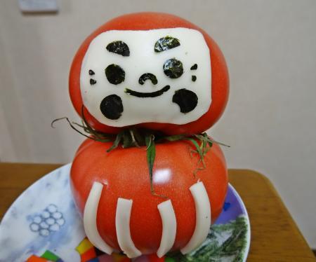 トマトで元気!
