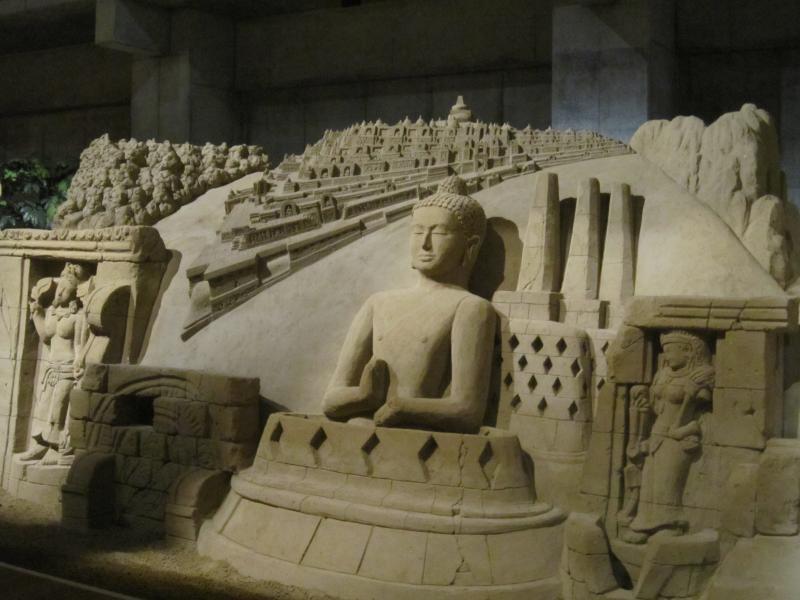 砂の美術館