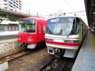 名鉄1200系パノラマSuper