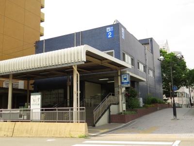 地下鉄名古屋港駅