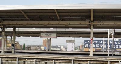 東海道新幹線岐阜羽島駅