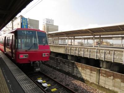 名鉄新羽島駅