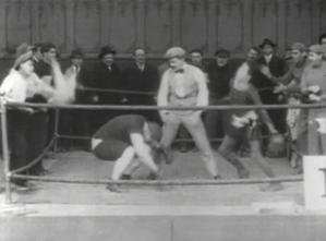チャップリンの拳闘