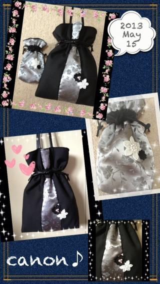 2013.5.15くみちゃんフォーマル巾着