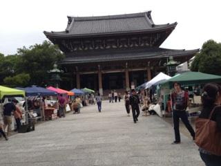 2013.5.28東別院朝市①