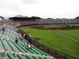 桐生球場2