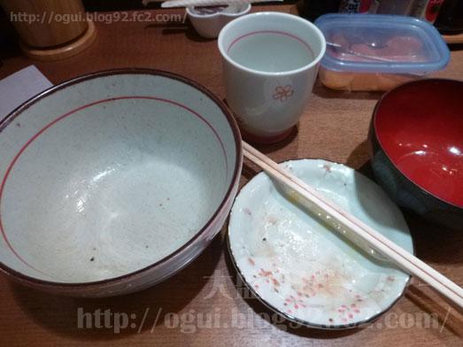 赤羽ランチで炭焼き豚丼和とん043