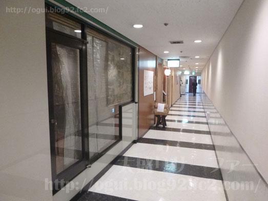 築地浜離宮ビル喫茶店コリント朝日店のパンケーキ008