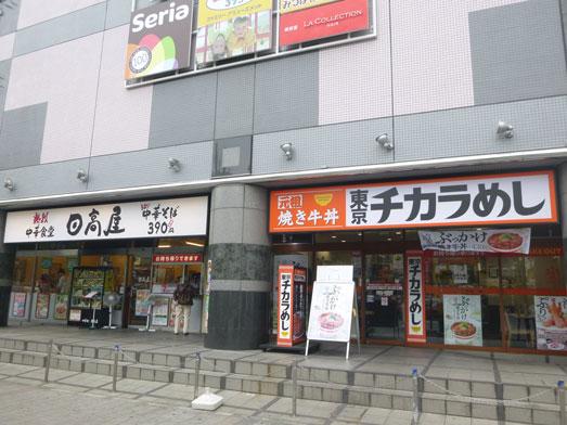 日高屋メニューのランチでダブルW餃子定食004