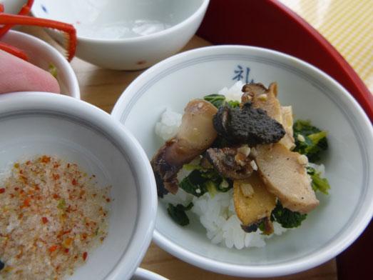 伊戸だいぼ工房舘山旬な八色丼の食べ方057