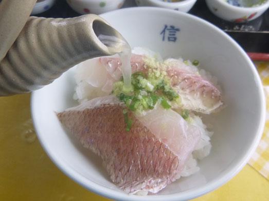 伊戸だいぼ工房舘山旬な八色丼の食べ方066