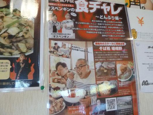 そば処嵯峨野のメニュー紹介010
