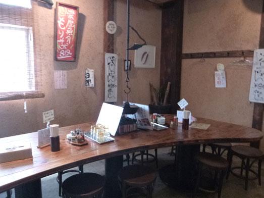 千葉市内の麺工房しろきやでつけ麺メガ盛り011