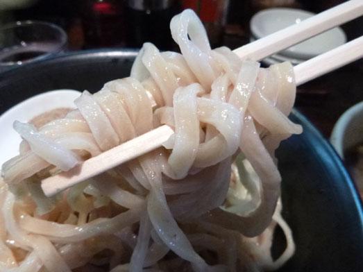 千葉市内の麺工房しろきやでつけ麺メガ盛り026