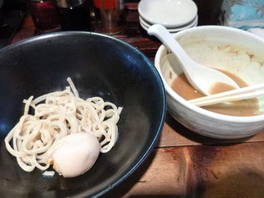 千葉市内の麺工房しろきやでつけ麺メガ盛り033