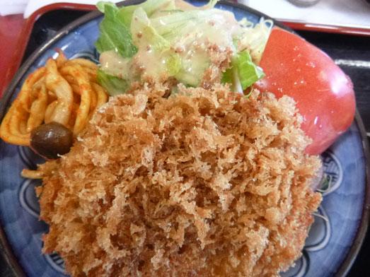 成田かつ膳タイムサービスランチ特上定食019