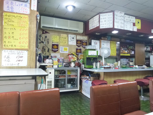 早稲田名物ワセメシお食事ライフの肉丼009