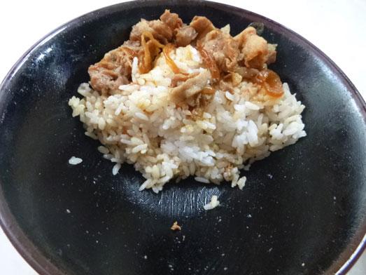 早稲田名物ワセメシお食事ライフの肉丼026