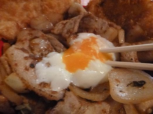 阿佐ヶ谷ランチでキッチン男の晩ごはんスタミナ野郎丼022