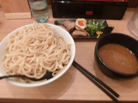 つけ麺らーめん春樹千葉中央店麺900g増量無料025