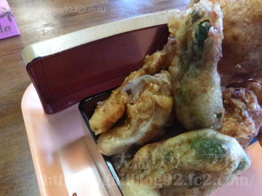 成田のデカ盛り店らーめん大漁の天丼026