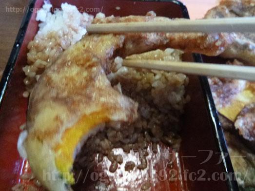 成田のデカ盛り店らーめん大漁の天丼038